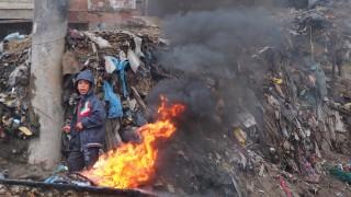 Незаконно сметище в центъра на столичен квартал