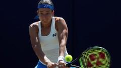 Анастасия Севастова победи Петра Мартич на финала в Букурещ