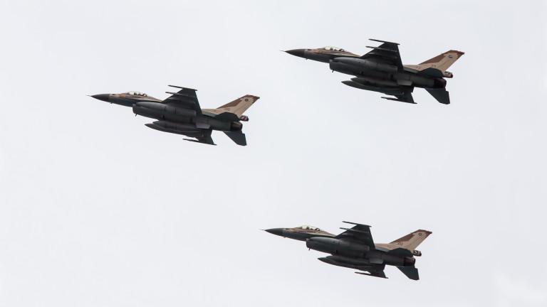 САЩ развалиха сделката между Израел и Хърватия за Ф-16