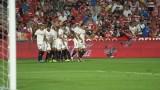 Нов победен гол на Жордан качи Севиля на върха в Ла Лига