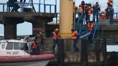 Все още не са открити черните кутии на разбилия се руски Ту-154