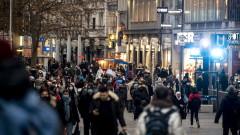 Германия с рекордна смъртност на първия ден от блокадата