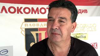 """Наско Узунов: Ще домакинстваме на """"Лаута"""", искаме Даксон да остане"""
