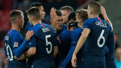 Словакия унизи Украйна, гол на Бейл не можа да спре Дания