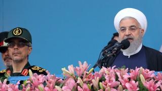 Рохани: Тръмп да отмени санкциите и да се извини на Иран