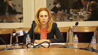 Министър Марияна Николова прие част от управата на Българската федерация по волейбол