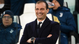 Алегри: Ювентус се изкачи една стъпка нагоре след трансфера на Роналдо