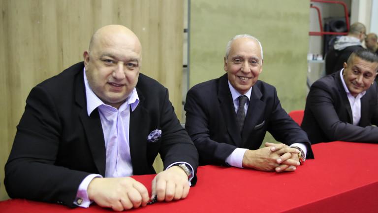 Министърът на младежта и спорта Красен Кралев откри петия международен
