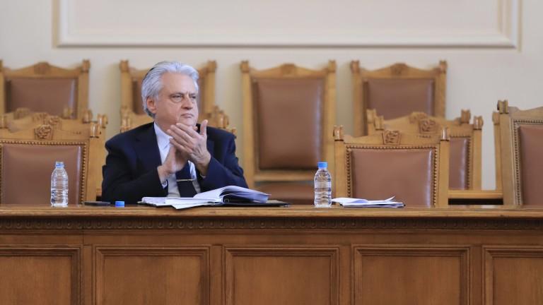 Бойко Рашков съжалявал, че не се справил с Борисов през 90-те