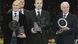 УЕФА награди величия на Милан