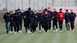 От ЦСКА потвърдиха контрола срещу казахстанския Каспий