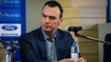 """Новият директор в Левски: Търсим партньори, които искат да се популяризират с марката """"Левски"""""""