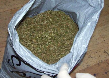 8700 кг. канабис ожъна МВР за месец в благоевградско