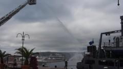Затворено е Бургаското пристанище