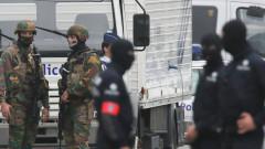 Военните патрули в Белгия сменят тактиките, за да се предпазят от атаки