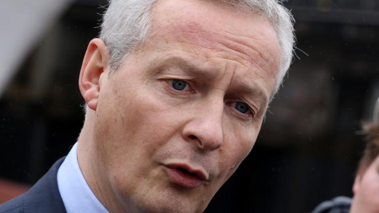 Еврозоната не е подготвена за нова криза, предупреди френски министър