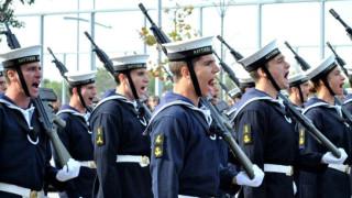 """Гърците честват """"Денят Охи"""""""