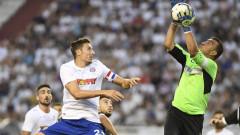 Хайдук (Сплит) победи Славия с 1:0 в Лига Европа