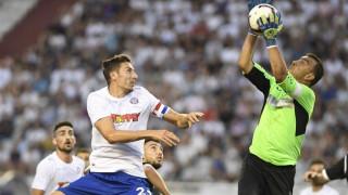 Георги Петков контузен, няма да играе срещу Хайдук