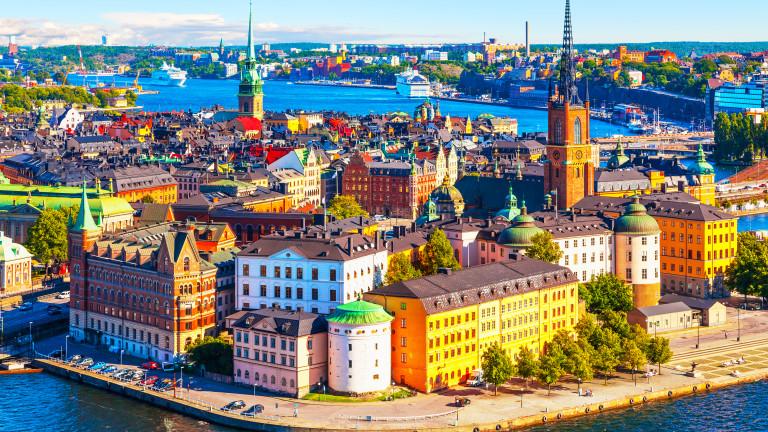 През последните малко повече от 20 години работещите в Швеция