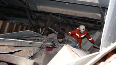 В Китай рухна хотел, използван за поставяне под карантина на заразени с коронавируса