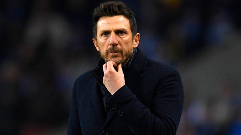 Сампдория остана без треньор