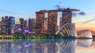 Финансовият център на Азия с нов план за развитие