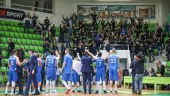 Левски Лукойл на полуфинал, Балкан разгромен в Ботевград