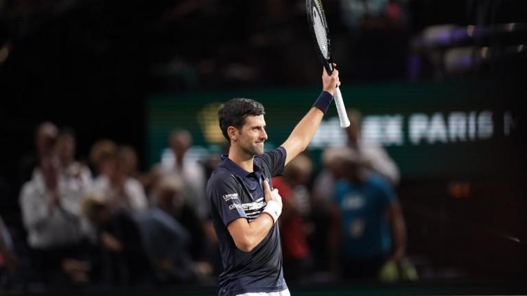 Сръбската звезда в тениса Новак Джокович се изказа изключително ласкаво