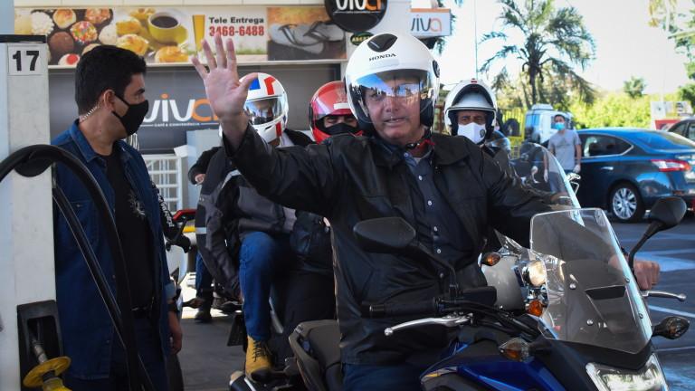 Бразилският президент Жаир Болсонаро издаде указ в четвъртък, с който