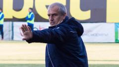 Благомир Митрев: Липсата на пари тежи на отбора