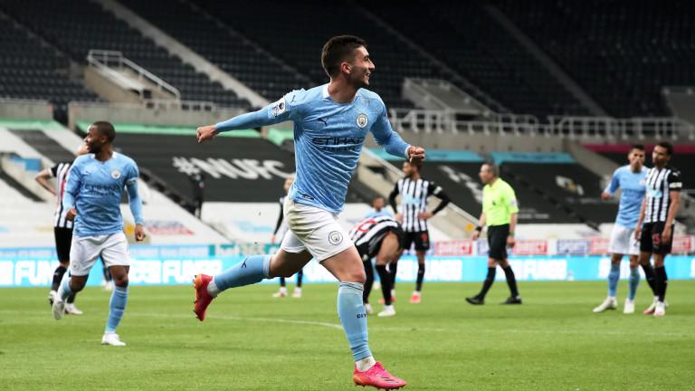 Манчестър Сити срази Нюкасъл в мач със седем гол и куп обрати