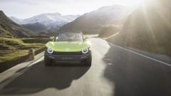 Volkswagen ID Buggy - чисто забавление на ток
