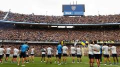 В Аржентина празнуват: Футболът се завръща!