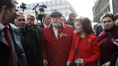 Бащата на Марин Льо Пен защити национализма