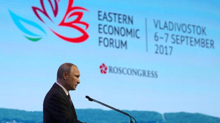 Ядрени оръжия няма да бъдат използвани на Корейския полуостров, убеден Путин