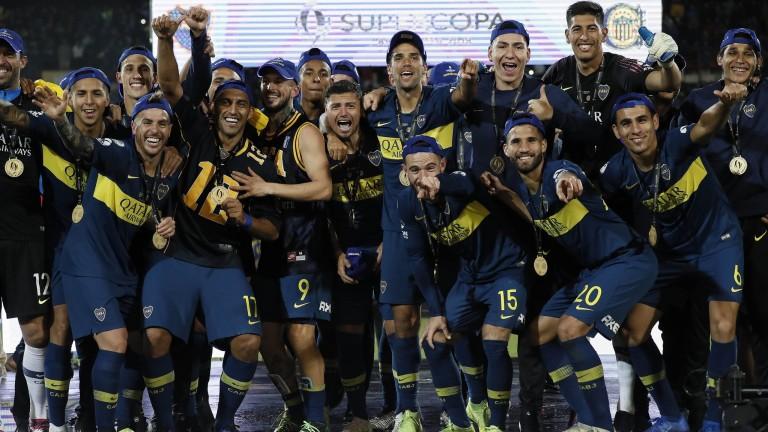 Прекратиха аржентинската Суперлига