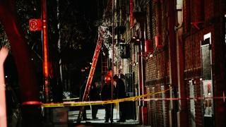 Обявиха причината за най-големия пожар в Ню Йорк от 27 г.
