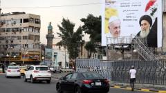 Папа Франциск пристига на посещение в Ирак