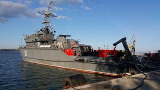Взрив уби работник по време на ремонт на кораб