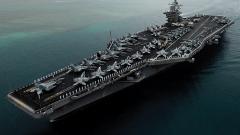 Китай отрязал US самолетоносач от достъп до пристанището в Хонконг