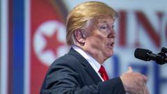Спестих много пари, коментира Тръмп споразумението с КНДР