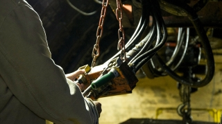 """Инспектори по труда влязоха на проверка в рудник """"Ораново"""""""