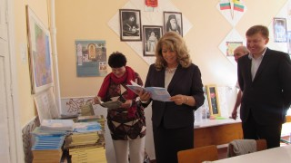 Илияна Йотова се застъпи за бесарабските българи