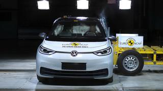 Колко е безопасен електрическият Volkswagen ID.3? (Видео)