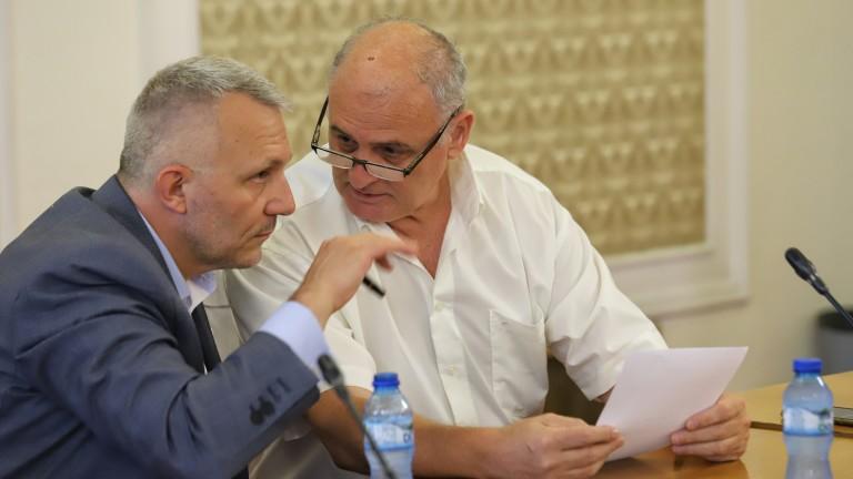 Подслушванията са българският