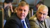По-дълъг срок за оценка на офертите за изтребители иска Каракачанов