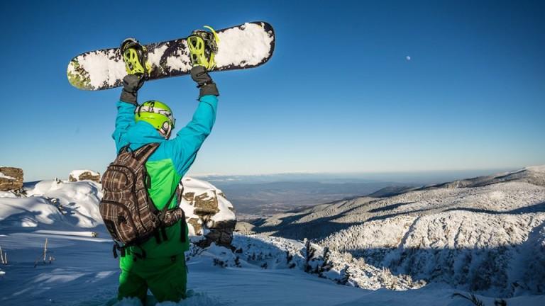 Сезонът на зимнитеспортове е в разгара си, а уикендите са