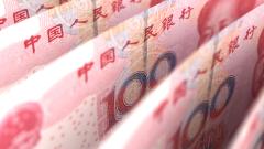 Китайският юан падна до най-ниското си равнище от 2010 година насам