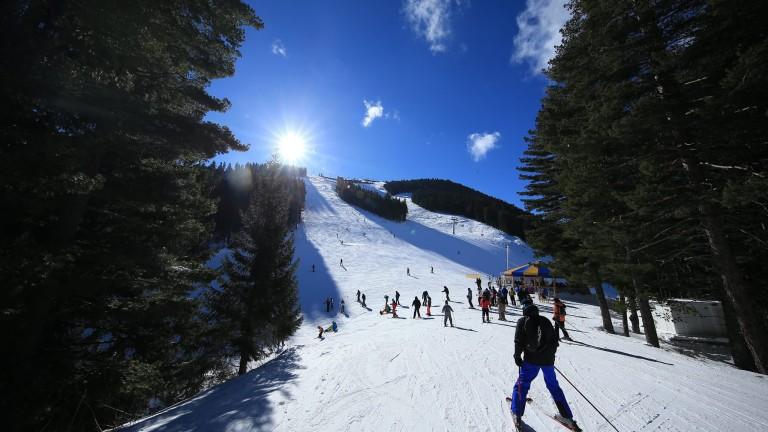 """Банско в топ 10 на ски курортите в света според """"Мирър"""""""